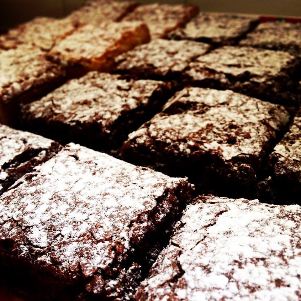 Brownies en Blondies